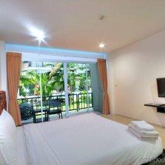Отель Bs Residence Suvarnabhumi Бангкок комната для гостей фото 3