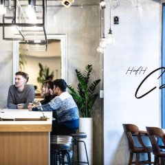 THE LIFE hostel & bar lounge Хаката фото 8