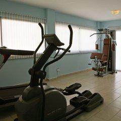Отель Club Aphrodite Erimi Кипр, Эрими - отзывы, цены и фото номеров - забронировать отель Club Aphrodite Erimi онлайн фитнесс-зал