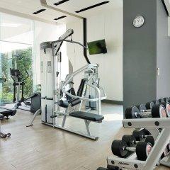 Отель Bangkok Luxury Suites Pyne фитнесс-зал фото 4
