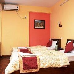 Отель Kathmandu Eco Hotel Непал, Катманду - отзывы, цены и фото номеров - забронировать отель Kathmandu Eco Hotel онлайн комната для гостей фото 5