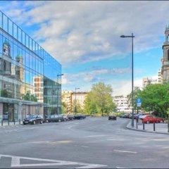 Отель P&O Apartments Emilii Plater Польша, Варшава - отзывы, цены и фото номеров - забронировать отель P&O Apartments Emilii Plater онлайн фото 2