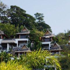 Отель Ayara Hilltops Boutique Resort And Spa Пхукет приотельная территория фото 2