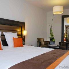 Отель Mercure Lyon Part Dieu Франция, Лион - 2 отзыва об отеле, цены и фото номеров - забронировать отель Mercure Lyon Part Dieu онлайн комната для гостей фото 3