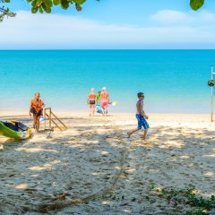 Отель Mai Khao Lak Beach Resort & Spa пляж