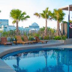 Отель A-One Motel Бангкок бассейн фото 2