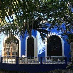 Отель Hacienda San Pedro Nohpat гостиничный бар