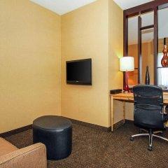Отель Cambria Hotel Akron - Canton Airport США, Юнионтаун - отзывы, цены и фото номеров - забронировать отель Cambria Hotel Akron - Canton Airport онлайн удобства в номере