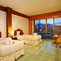 Отель Jiraporn Hill Resort комната для гостей фото 3