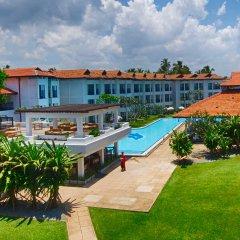 Отель Club Hotel Dolphin Шри-Ланка, Вайккал - отзывы, цены и фото номеров - забронировать отель Club Hotel Dolphin онлайн бассейн фото 2