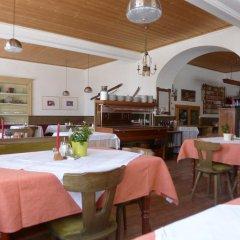 Отель Berghotel Franzenshöhe Стельвио питание