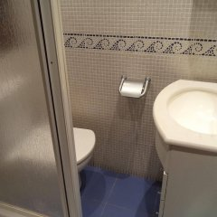 Отель Habitaciones Gracia ванная