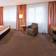 Leonardo Hotel Düsseldorf City Center 4* Номер Комфорт с разными типами кроватей фото 6