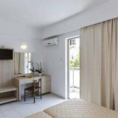 Отель Africa Hotel Греция, Родос - 1 отзыв об отеле, цены и фото номеров - забронировать отель Africa Hotel онлайн комната для гостей фото 5