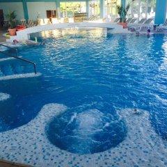 Отель Internazionale Terme Италия, Абано-Терме - отзывы, цены и фото номеров - забронировать отель Internazionale Terme онлайн бассейн фото 2