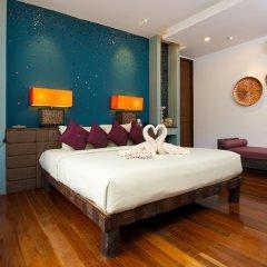 Отель Koh Tao Cabana Resort сейф в номере