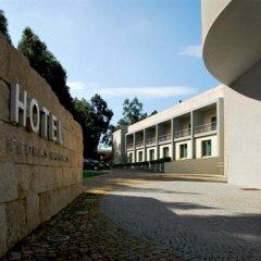 Отель OPOHotel Porto Aeroporto парковка