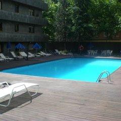 Отель Senator Castellana Испания, Мадрид - 3 отзыва об отеле, цены и фото номеров - забронировать отель Senator Castellana онлайн бассейн фото 3