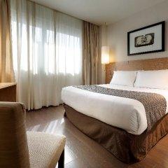 Отель Eurostars Lucentum 4* Стандартный номер с различными типами кроватей фото 13