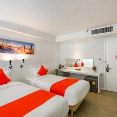 OYO 137 Kitzio House Hotel Бангкок комната для гостей фото 2
