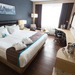 Гостиница Park Inn by Radisson Izmailovo Moscow 4* Стандартный номер с двуспальной кроватью фото 9