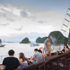 Отель Marguerite Cruises Вьетнам, Халонг - отзывы, цены и фото номеров - забронировать отель Marguerite Cruises онлайн пляж