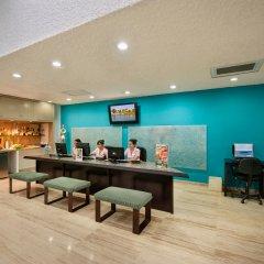 El Cid Castilla Beach Hotel интерьер отеля