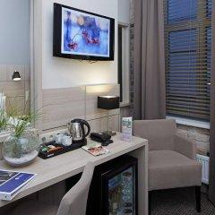 Wellton Centrum Hotel & SPA Рига удобства в номере