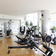 Отель J5 Hotels Port Saeed Дубай фитнесс-зал