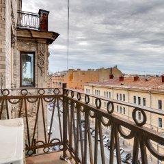 Отель Ария на Кирочной, 22 Санкт-Петербург балкон
