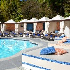 Отель W Los Angeles - West Beverly Hills бассейн фото 3