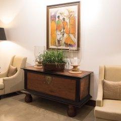 Отель The Villa by Contemporary Ceylon удобства в номере
