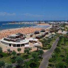 Отель Residence Record Римини пляж фото 2