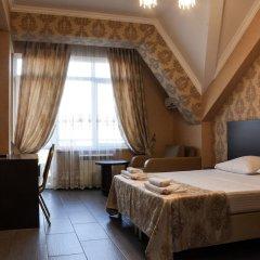 Гостиница Антика сейф в номере