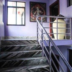 Отель The Sparkling Turtle Backpackers Hostel Непал, Катманду - отзывы, цены и фото номеров - забронировать отель The Sparkling Turtle Backpackers Hostel онлайн интерьер отеля фото 3