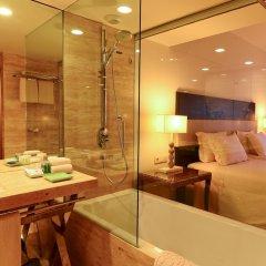 Отель Crowne Plaza Vilamoura Португалия, Виламура - 2 отзыва об отеле, цены и фото номеров - забронировать отель Crowne Plaza Vilamoura онлайн ванная фото 2