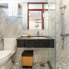 Отель Emerald Central ванная