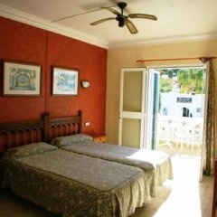 Отель Villa Columbus комната для гостей фото 3
