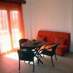 Отель Anastasia Studios Греция, Ханиотис - отзывы, цены и фото номеров - забронировать отель Anastasia Studios онлайн комната для гостей фото 4