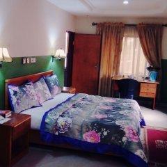 Global Dreams Hotel Калабар комната для гостей