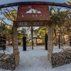 Отель Las Nubes de Holbox фото 10