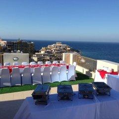 Alexandra Hotel Malta Сан Джулианс помещение для мероприятий фото 2