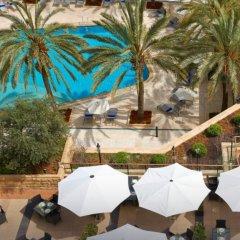 Отель InterContinental AMMAN JORDAN Иордания, Амман - отзывы, цены и фото номеров - забронировать отель InterContinental AMMAN JORDAN онлайн приотельная территория
