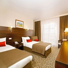 Гостиница Villa Marina 3* Стандартный номер с 2 отдельными кроватями фото 2