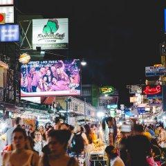 D Hostel Bangkok Бангкок фото 4