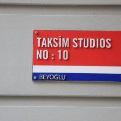 No10 Taksim Studios Турция, Стамбул - отзывы, цены и фото номеров - забронировать отель No10 Taksim Studios онлайн парковка