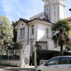 Hotel Villa Delle Palme парковка