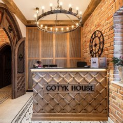 Отель Kamienica Gotyk интерьер отеля