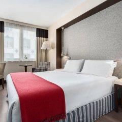 Отель NH Brussels Stéphanie комната для гостей фото 5