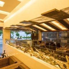 Отель Ocean Grand at Hulhumale Мальдивы, Мале - отзывы, цены и фото номеров - забронировать отель Ocean Grand at Hulhumale онлайн бассейн
